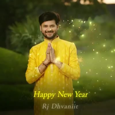 Wishing you all a very happy and a prosperous new year!  PC: Dushyant Raval's Photography Video effects: Siddhraj Maisuriya Outfit courtesy: Adani Creation  #diwali #diwali2018 #saalmubarak #nutanvarshaabhinandan