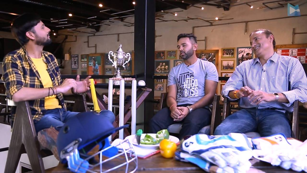 :: Unreleased jalsa party with dhvanit Episode 3 ::  Our love for cricket will never change, but how has the game changed for the actual players? Nayan Mongia and Parthiv Patel get up and close about the effects of social media and more only on the uncut episode of #JalsaParty with Dhvanit!  #jalsaparty #jalsa #party #dhvanit #rjdhvanit #webseries #gujarati #parthivpatel #nayanmongia #cricket