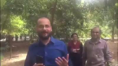 Audit Time!!   ગર્લ્સ પોલિટેકનિક ના કેમ્પસમાં બે વર્ષ પહેલાં 250 ઝાડ વાવ્યા હતાં.. કેટલા ઉગ્યાં?   બ.....ધ્ધાઆઆઆ!  #treeidiot #ahmedabad #plantation #gogreenahmedabad #nature