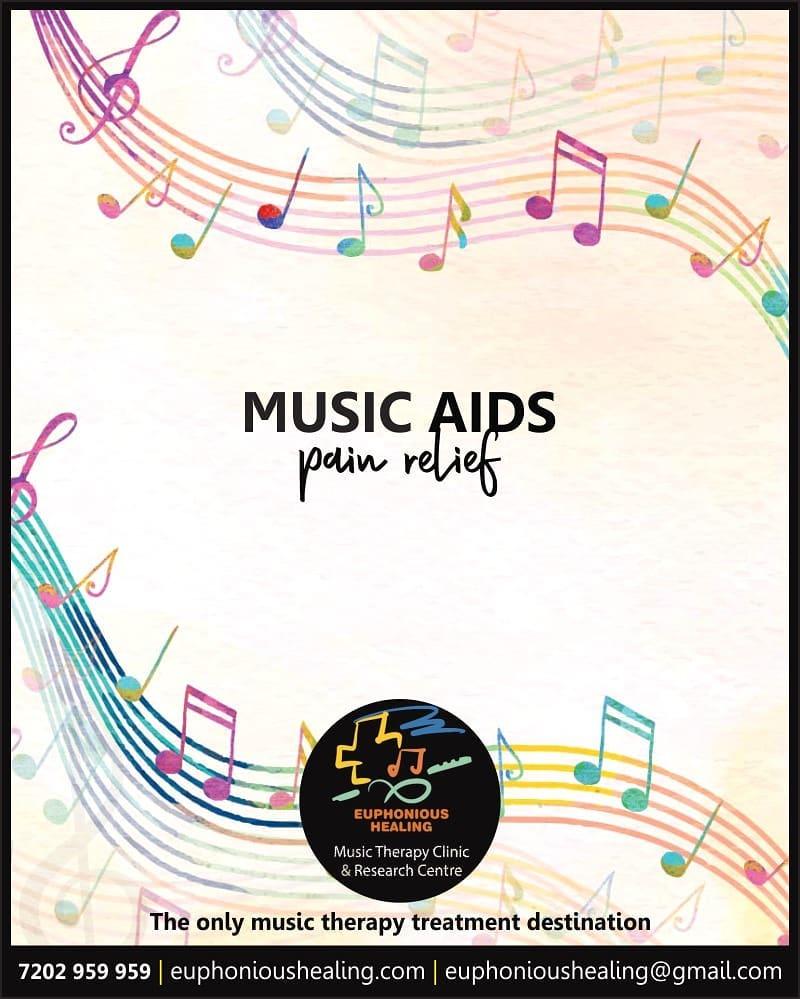 RJ Dhvanit,  musictherapyclinic, euphonioushealing, musicheals, music