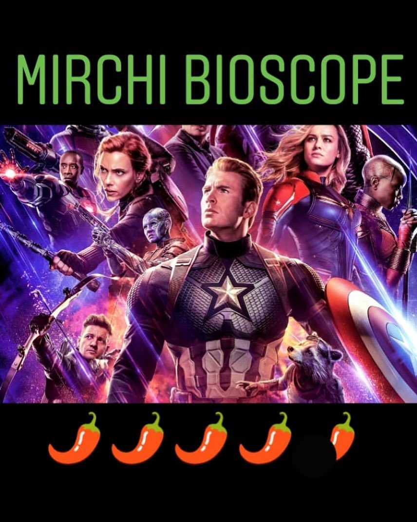 #mirchimoviereview #avengersendgame . . #mirchibioscope #dhvanit #dhvanitreviews #marvel #endgame #moviereview
