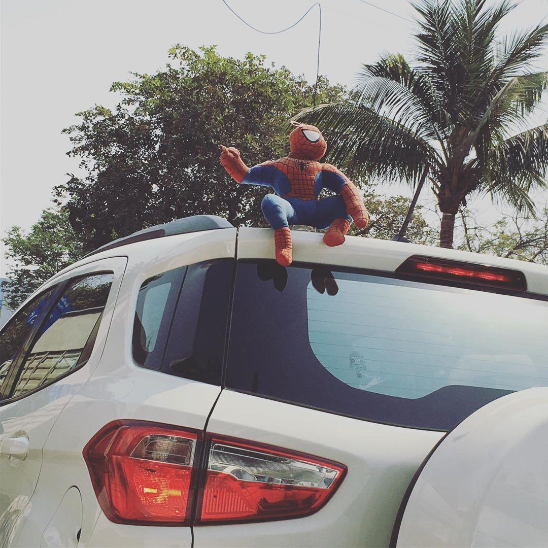 RJ Dhvanit,  smallthings, spiderman
