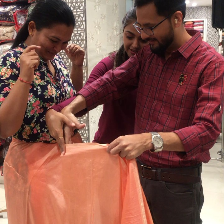RJ Dhvanit,  sari, challenge, petipack, throwbackthursday, swipeleft