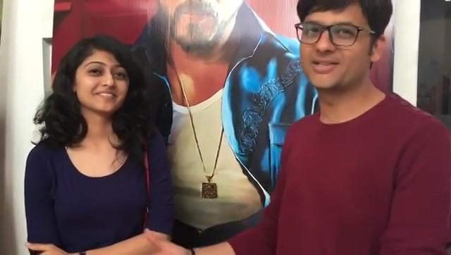 First reactions after watch #raees & #kaabil  #srk #shahrukhkhan #kingkhan #hritikroshan @iamsrk