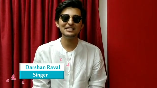 The guy with a magical voice and a very dear friend who has even sung a song for my film #maachhalioude. Thank you so much for your wishes.  #vitaminshe #gujaratifilm #28thJuly @darshanravaldz