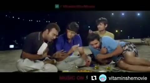 Glimpse of one of the fun sequence of #vitaminshe with my buddies @iampremgadhavi @smit_pandya_ @maula4  #vitaminshe #gujaratifilm #gujaraticinema #28thJuly