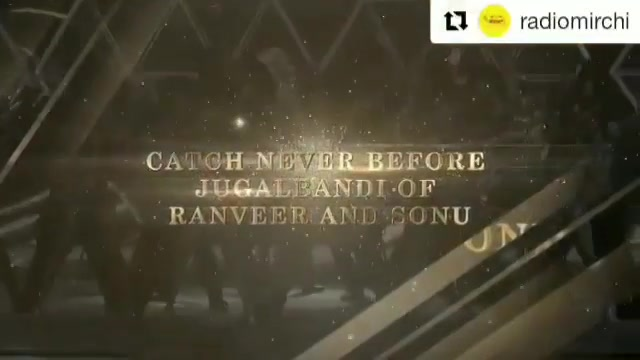 Ranveer Singh and Sonu Nigam sing along together.. 17th March on @zeetv at 8pm  #akhaindiadekhega #pepsimirchimusicawards #music #mma #ranveersingh #sonunigam @ranveersingh @sonunigamofficial