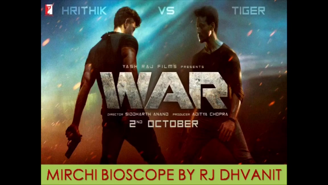 #bioscope #mirchibioscope #moviereview #mirchimoviereview #dhvanit #dhvanitreviews #hritikroshan #tigershroff #war