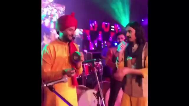 All about last night!! . . @adityagadhviofficial  @malhar028 @mirchi_rockndhol . . . . #navratri #navratri2019 #garba #fun #music #ahmedabad #surat #baroda #rajkot #gujarat #palanpur #bharuch #bhavnagar #jamnagar