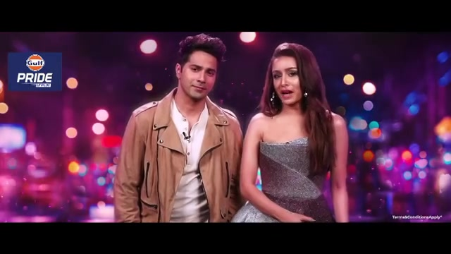 Sapno ko reality banane ka time aa gaya hai! Participate in the Gulf Pride 4T Plus presents #StreetDancerChallenge powered by @filmy.mirchi, for a once in a lifetime chance to star in a music video with @shraddhakapoor and @varundvn Participation details: Go to https://gulfpickupyourdream.radiomirchi.com/ and submit your entries Upload your videos on Facebook/Twitter/Instagram/Tik Tok using #PickUpYourDream and #StreetDancerChallenge For Wild Card entry, feature a GULF PRIDE ENGINE OIL pack in your audition video. @tseries.official @tseriesfilms @streetdancer3 @gulfoil.india @filmy.mirchi #GulfPride4TPlus #InstaPickUp  T&C apply.