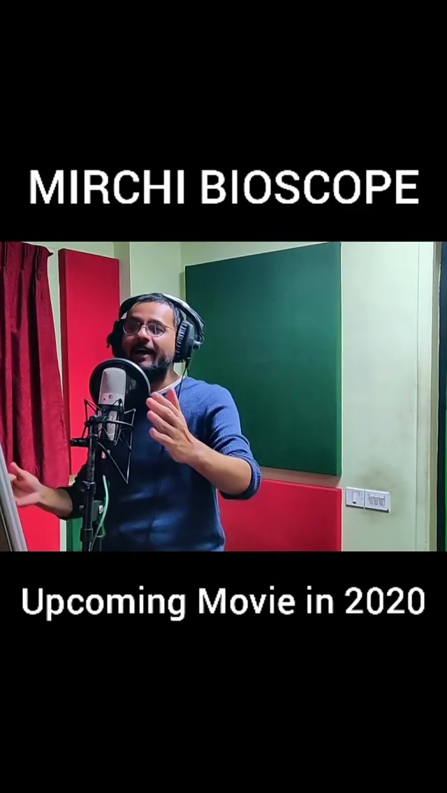 This is how I record the audio for #Bioscope!