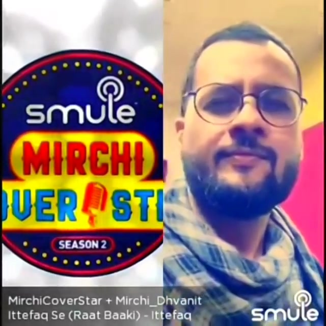 Smule Mirchi Cover Star ! Tag all your singer friends! Because it is NOW your chance to become India's biggest cover artist and perform live at the 11th Mirchi Music Awards in front of the entire Indian Music Industry in Mumbai. To participate download the smule app from play store or app store, click on the smule mirchi cover star banner and sing a song from the given list.  #smulemirchicoverstar2 @radiomirchi @smule_india @mirchicoverstar