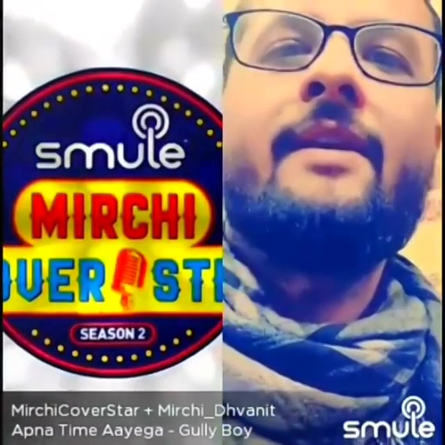 I had fun doing this and if you haven't participated yet, then nothing should keep you waiting because you are now just a song away from winning an iPhone! •How?Participate in the Smule Mirchi Cover Star by downloading the SMule App.  Sing & record your video from the list of songs. Copy the performance video and Fill in your entry. Share your performance video on Facebook/Instagram. Use #EkGaaneSe and #Smulemirchicoverstar2 & Tag Smule India page. The video that gets maximum likes every week, wins an IPhone!  Become the next#SmuleMirchiCoverStar2 bas#EkGaaneSe.Participate now! Download the Smule App:bit.ly/DownloadSmule