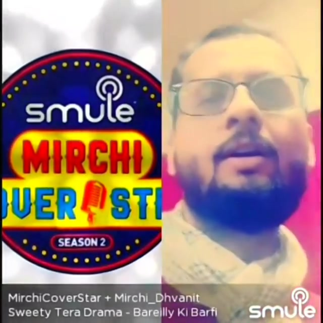 It has been a lot of fun doing this.  If you haven't participated yet, then you have to stop waiting because you are now just a song away from winning an iPhone! •How?Participate in the Smule Mirchi Cover Star by downloading the SMule App.  Sing & record your video from the list of songs. Copy the performance video and Fill in your entry. Share your performance video on Facebook/Instagram. Use #EkGaaneSe and #Smulemirchicoverstar2 & Tag Smule India page. The video that gets maximum likes every week, wins an IPhone!  Become the next#SmuleMirchiCoverStar2 bas#EkGaaneSe.Participate now! Download the Smule App:bit.ly/DownloadSmule
