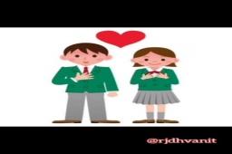 મારી વાત સાંભળીને આવી ગઈને સ્માઈલ? . . #rjdhvanit #mirchigujarati #schoollovestory #firstlovestory #schoolcrush #firstlove #ahmedabad #gujarat #innocentlove #dhvanit