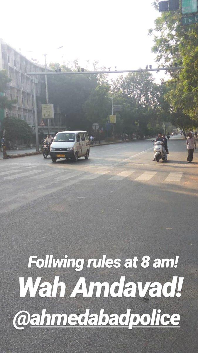 RJ Dhvanit,  ahmedabad, amdavad, trafficrules