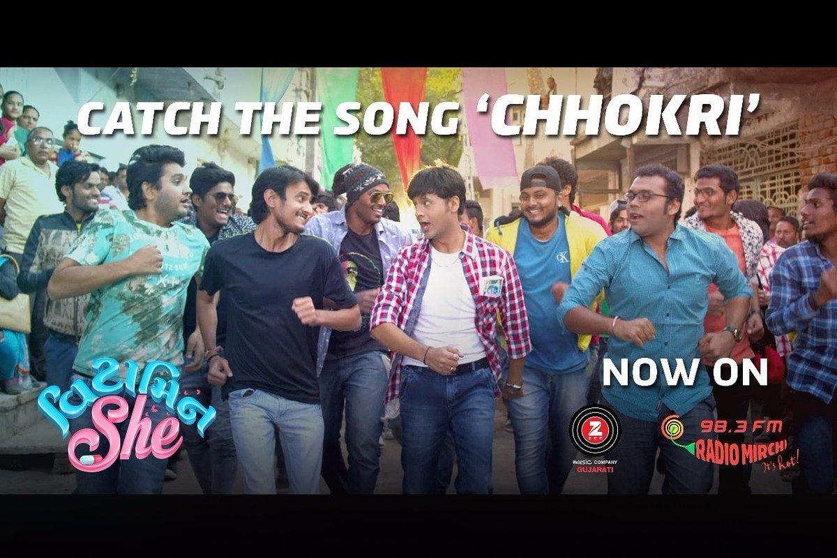 Catch #chhokri song exclusively on #mirchi https://t.co/i7Ucesnjc2