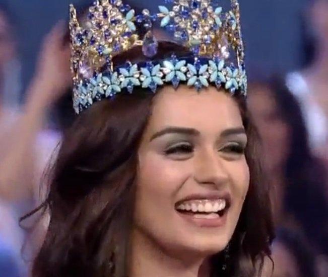 RT @TimesNow: India's Manushi Chhillar crowned Miss World 2017 https://t.co/r1jTvINypC