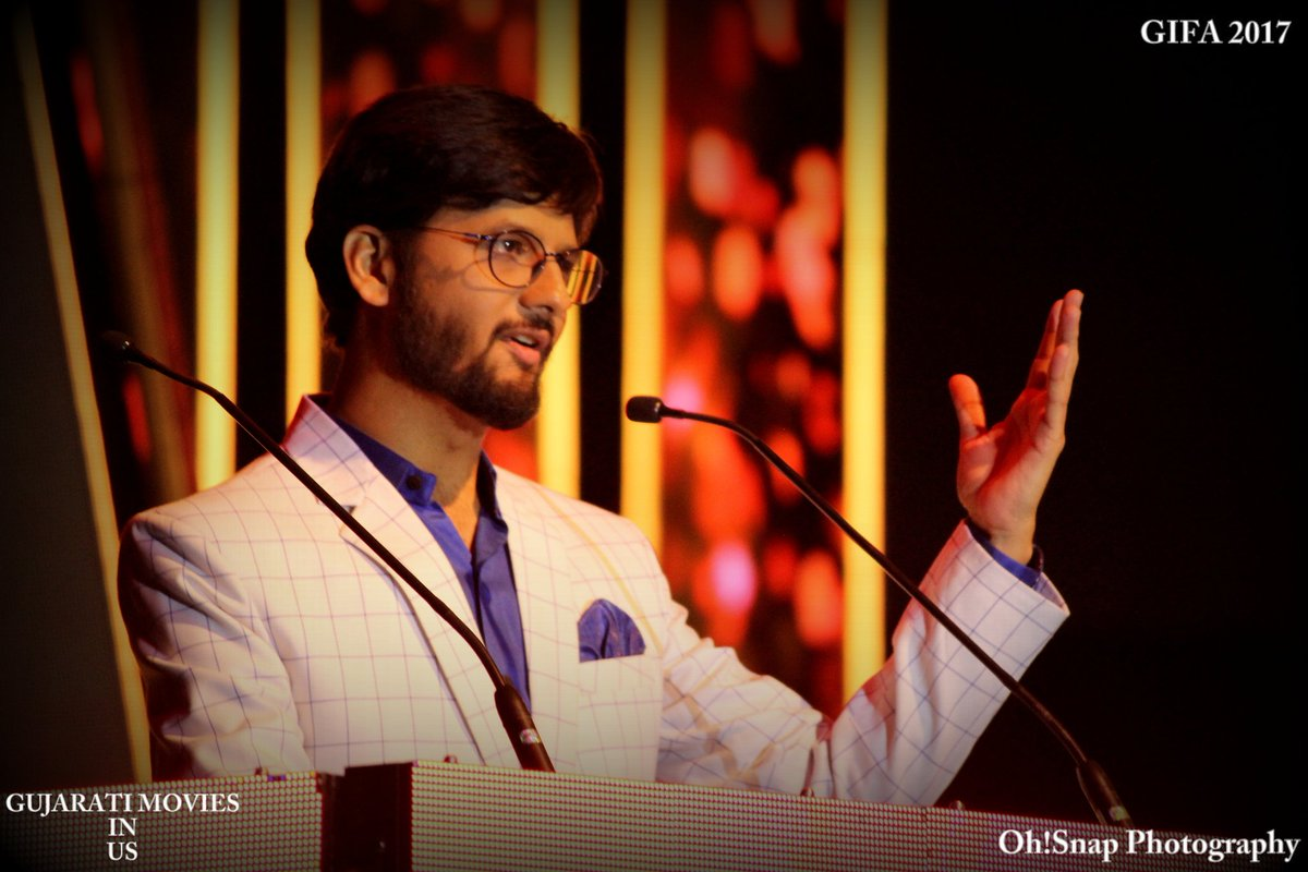 Hosting #GIFA #gujaratifilm #industry #awards #host https://t.co/Qqbm3Gg2SD