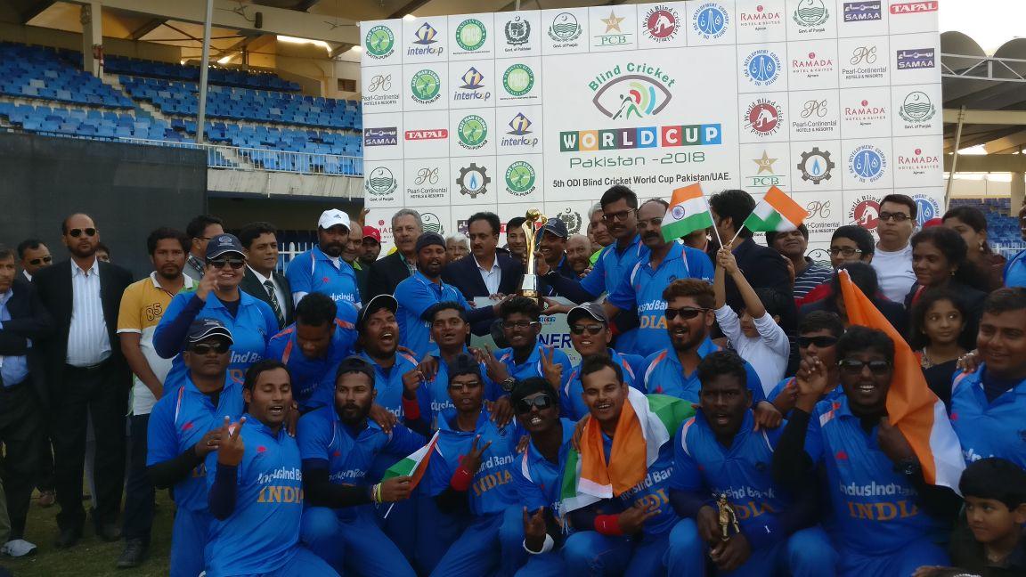 RJ Dhvanit,  TeamIndia, BlindCricketWorldCup