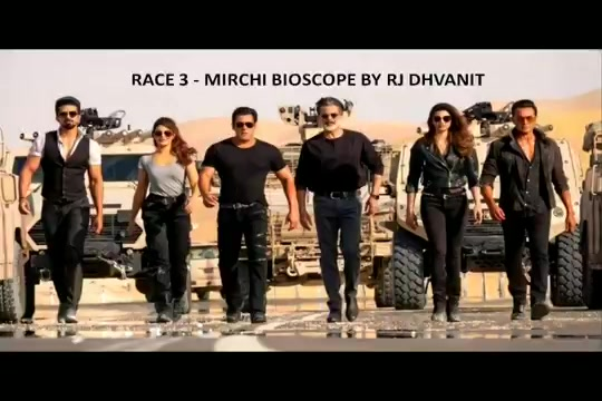 #Race3WaaliEid #Race3 #Race3Day #Race3 review #Race3review #dhvanitreviews #dhvanit #moviereview #salmankhan #anilkapoor #BobbyDeol #daisyshah #JacquelineFernandez https://t.co/9s71XoHJRR