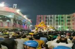 #RathYatra2018 #RathYatra #RathYatraAhmedabad #Ahmedabad #JaiJagannath #Jagannath #JagannathRathYatra https://t.co/O0O5keJKoq