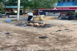 Should there be a punishment for people who burn their old stationery in front of their work place in open?  @AmdavadAMC https://t.co/Y4FXWXzUiS