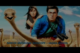 #mirchibioscope of #jaggajasoos #mirchimoviereview #ranbirkapoor #katrinakaif #moviereview https://t.co/oNexfmObkT
