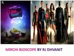 #mirchimoviereview #lovenibhavai #justiceleague #gujaratifilm #Hollywoodfilm https://t.co/nW39oweIyC
