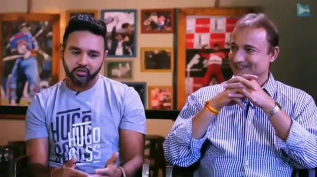 @parthiv9 on Duckworth Lewis system.. Watch full video here:  https://t.co/uKCczv1ZtC #parthivpatel #jalsapartywithdhvanit #dhvanit #IPL2018 #IPL #IPL11 #IPL18 https://t.co/JEczOZCslB